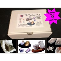 DIY Baby Casting Kit (makes up to 9 Statuettes)