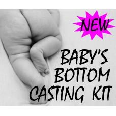 DIY Baby Cheeks Casting Kit