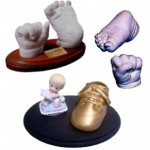 DIY Baby Casting Kit (makes 2 X 3D Statuettes)